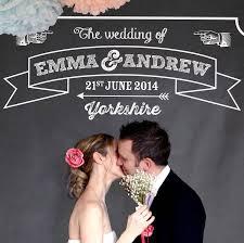 Wedding Backdrop Banner Best 25 Wedding Chalkboard Backdrop Ideas On Pinterest