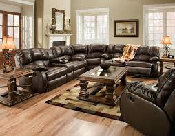 Sectional Reclining Sofa With Chaise Sectional Microfiber Sectional With Recliner And Chaise