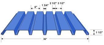 b deck roof deck u0026 floor deck 1 1 2