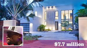 mayweather house and cars floyd mayweather jr drops 7 7 million cash on ultramodern home