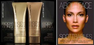 Scott Barnes About Face A Bronze Goddess Like J Lo With Scott Barnes U0027 Body Bling