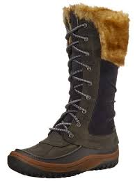 womens boots reviews merrell s decora prelude waterproof winter boot review