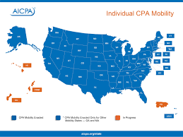 Map Of Virgin Islands U S Virgin Islands Approves Individual Cpa Mobility Aicpa