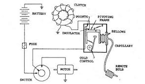 car aircon thermostat wiring diagram circuit and schematics diagram