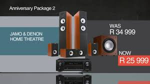 jamo 5 1 home theater system jamo home theatre specials youtube