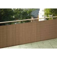 balkon bambus sichtschutz kunststoff sichtschutz bambusoptik speyeder net verschiedene