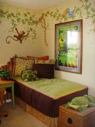 fresque murale chambre bébé fresque murale chambre enfant theme jungle single serpent perroquet