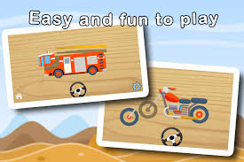 wheels puzzles for kids abc android apps on google play