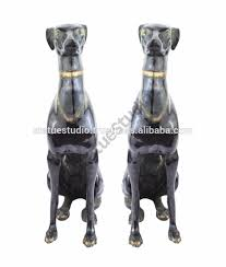 Great Dane Home Decor Bronze Dog Figurines Bronze Dog Figurines Suppliers And