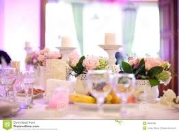 party table party table setting stock image image of colorful bridal 28847683