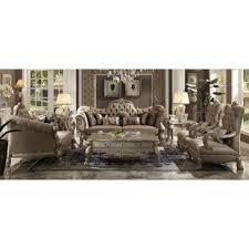 Classic Living Room Furniture Sets Traditional Living Room Sets You Ll Wayfair