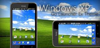 windows xp for android windows xp go launcher theme by moschdev on deviantart