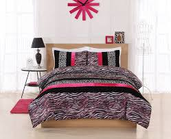 Purple U0026 Pink Teen Bedding by Zebra Comforter Set In Purple Or Pink Teen Bedding On Discount