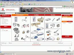 citroen service box repair manual cars catalogues