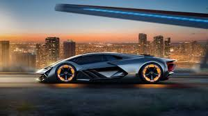 the lamborghini car the lamborghini terzo millennio is a futuristic ev supercar