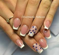 white french nails 2016 the best images bestartnails com