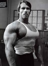 Bench Press World Record By Weight What Was Arnold Schwarzenegger U0027s Best Bench Press Nattyornot Com