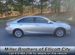 used toyota camry le for sale used toyota camry for sale in catonsville md 846 used camry