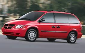 2007 dodge caravan information and photos zombiedrive