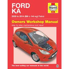ford ka 1 2 petrol 2009 to 2014 haynes workshop manual ebay