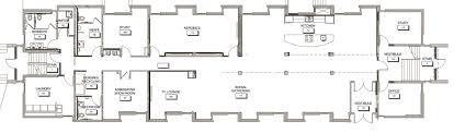dows hall floor plan cornell college