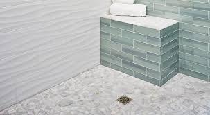 Bathroom Shower Floors Shower Floor Tile The Tile Shop