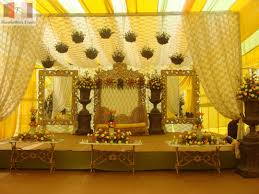 decoration romantic wedding stage decorations indian reference for