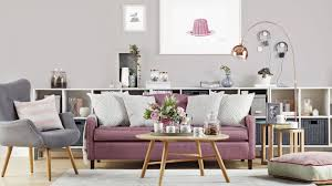 Pink Living Room by Pink And Grey Living Room Ideas Carameloffers