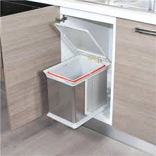 poubelle cuisine encastrable coulissante poubelle encastrable vente de poubelles encastrables de qualité