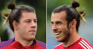 gareth bale hairstyle photos england prepared for wales gareth bale by having ross barkley