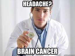 Doctor Meme - bad dream mind cancer internet doctor quickmeme