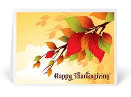 thanksgiving cards business custom photo cards