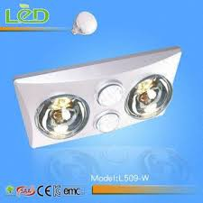 Light And Heater For Bathroom Infrared Bathroom Ceiling Heater 1 Functions 3 In 1 Infrared L