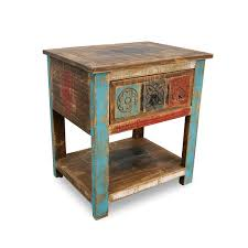 horizon home bombay carved nightstand nightstands blue nordstrom asian