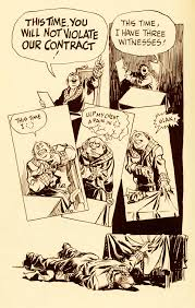 thanksgiving poem to god will eisner and the century of comics as art print magazine