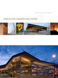 vancouver convention centre case study vancouver nature