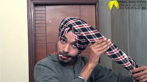 video tutorial turban style how to tie parna parna tutorial learn best turban style parna