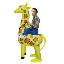 adorable inflatable costume cute giraffe inflatable fancy