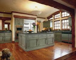 kitchen natural laminated hardwood sliding door design in a
