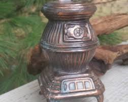 Pot Belly Stove With Glass Door by Pot Belly Stove Etsy