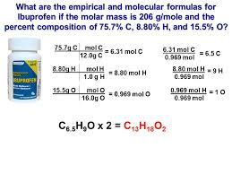 empirical u0026 molecular formulas ppt download