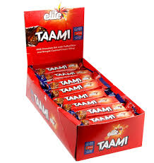 pesek zman chocolate elite taami chocolate bar 28ct box elite israeli chocolates