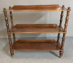 Antique Etagere Antique Mahogany Whatnot Etagere Antiques Atlas