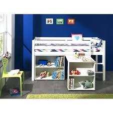lit mezzanine avec bureau intégré bibliothaque avec bureau integre lit mezzanine avec bureau integre