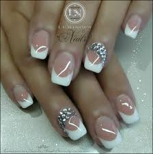 french gel nails design images nail art designs