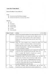 english teaching worksheets should shouldn t