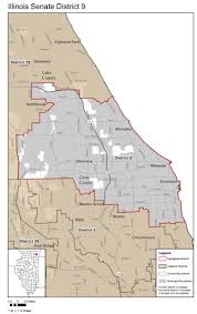 Cook County Map District Info