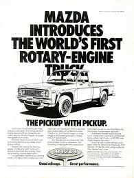 mazda motors usa 1974 mazda rotary engine pickup usa the mazda repu was t flickr