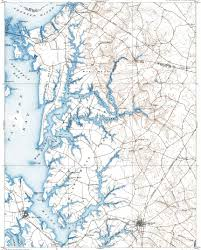 Easton Map Download Topographic Map In Area Of Easton Grasonville