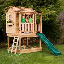 shop outdoor living today lcp66sbox 6 ft x 6 ft little cedar